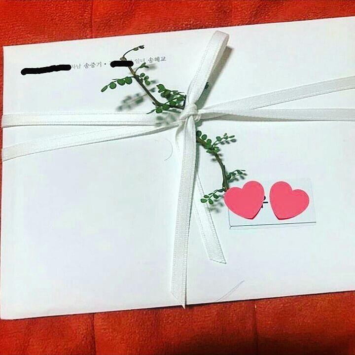Song Joong Ki - Song Hye Kyo khiến khách mời hoang mang khi không cho mang thứ này vào tiệc cưới - Ảnh 2