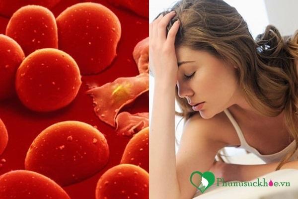 Những thực phẩm phụ nữ không thể bỏ qua nếu đang bị thiếu máu - Ảnh 1