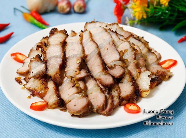 Thịt ba chỉ nướng sả ớt tuyệt ngon cho cuối tuần - Ảnh 4