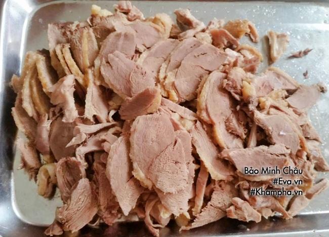 Thịt ngan táp vừng ai cũng mê khi thưởng thức - Ảnh 4
