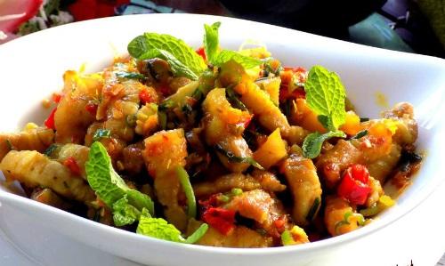 Thịt rim chua ngọt hao cơm - Ảnh 1