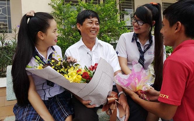 Ngày Nhà giáo Việt Nam 20/11.