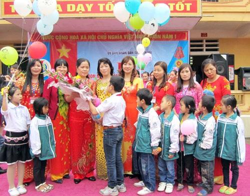 Ngày Nhà giáo Việt Nam 20-11.