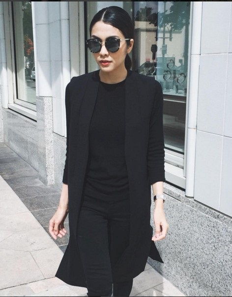 Học lỏm sao Việt cách 'lên đồ' theo phong cách menswear. - Ảnh 5