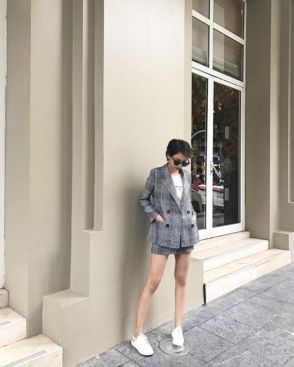 Học lỏm sao Việt cách 'lên đồ' theo phong cách menswear. - Ảnh 12