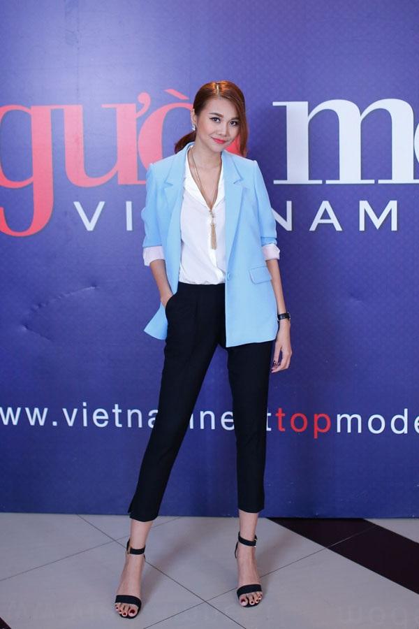 Học lỏm sao Việt cách 'lên đồ' theo phong cách menswear. - Ảnh 1