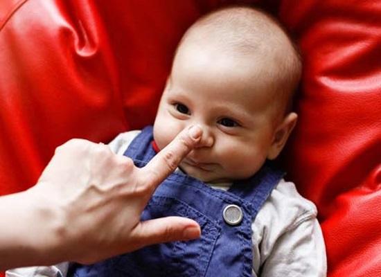 Trẻ mới sinh có 3 bộ phận này càng xấu xí lớn lên càng khỏe mạnh, khôn hơn người - Ảnh 1