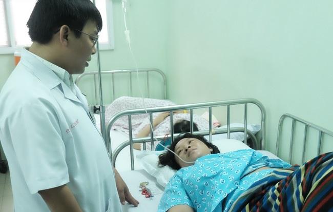 Thót tim: 3 giờ sinh tử cứu sống sản phụ bị băng huyết, lộn tử cung