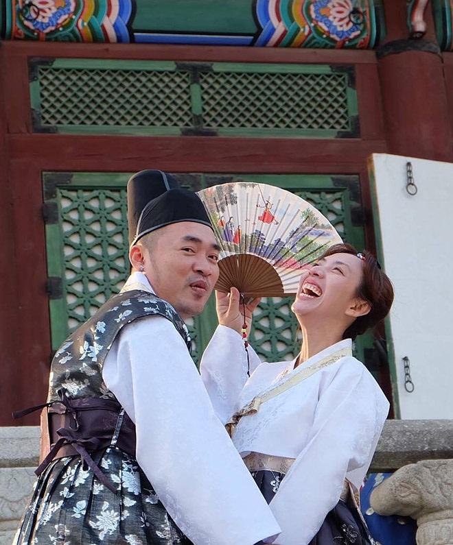 Chụp ảnh cưới lần thứ 8, Thu Trang và Tiến Luật khoảnh khắc ngọt ngào