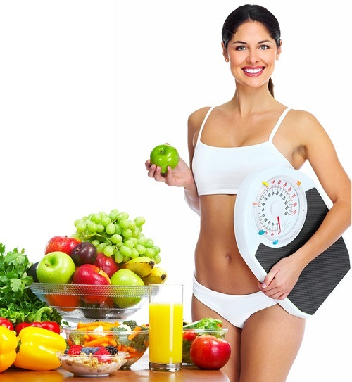 Thực đơn giúp chị em giảm cân hiệu quả trong 1 tuần