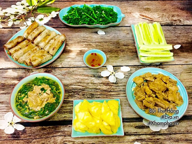 Bữa cơm sang chảnh cho 5 người ăn thỏa thích - Ảnh 1