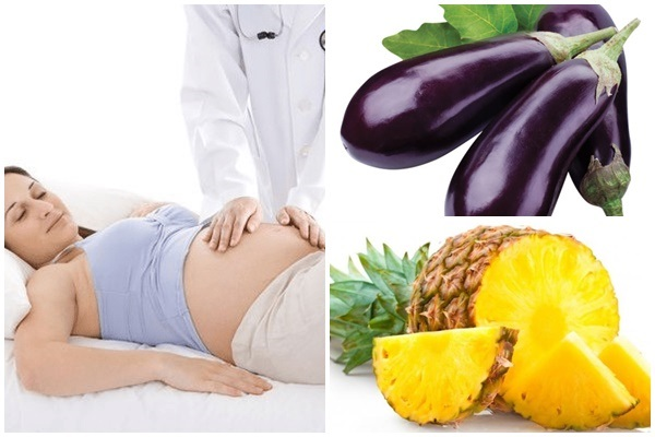 Những thực phẩm giúp mẹ giảm đau khi sinh con và sinh con nhanh hơn