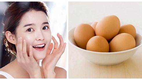 3 cách đẩy sạch mụn, trắng da bằng mặt nạ trứng gà - Ảnh 1