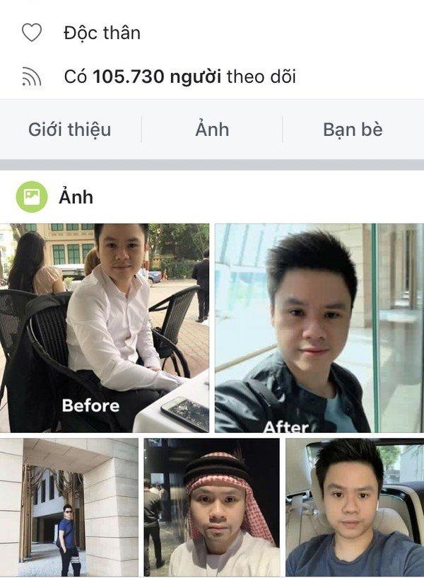 Sau nghi án chia tay bạn gái mới, Phan Thành liền quay qua