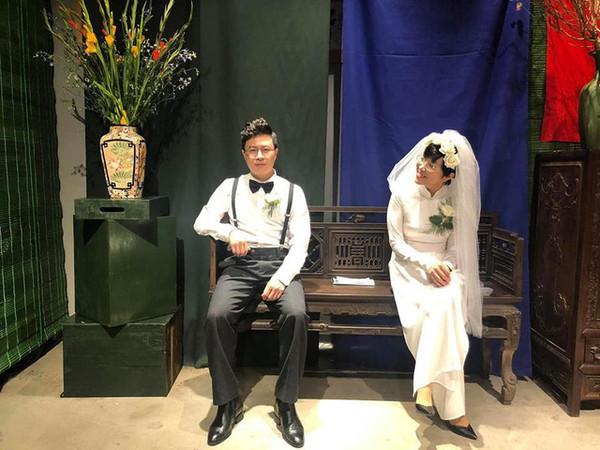 Thảo Vân tung 'ảnh cưới' với phi công trẻ, chồng cũ Công Lý bình luận khiến ai cũng bất ngờ - Ảnh 4