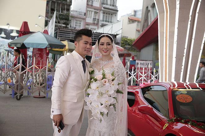 Dàn sao Việt dự lễ thành hôn của Lâm Vũ với vợ Việt Kiều - Ảnh 1