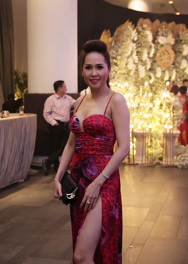 Dàn sao Việt dự lễ thành hôn của Lâm Vũ với vợ Việt Kiều - Ảnh 5