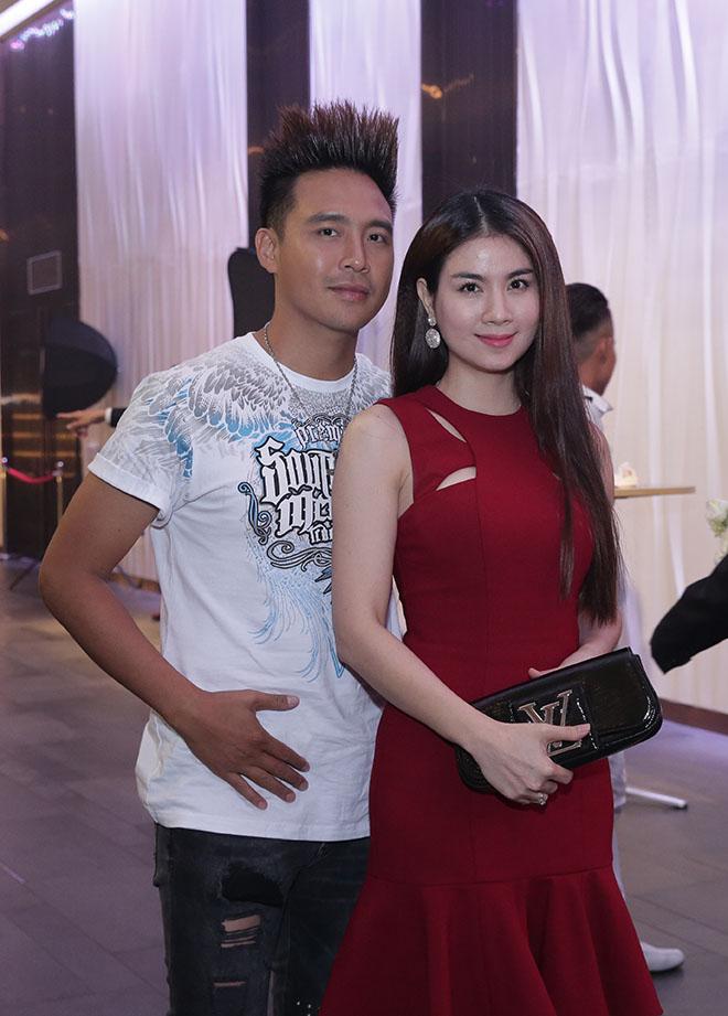Dàn sao Việt dự lễ thành hôn của Lâm Vũ với vợ Việt Kiều - Ảnh 7