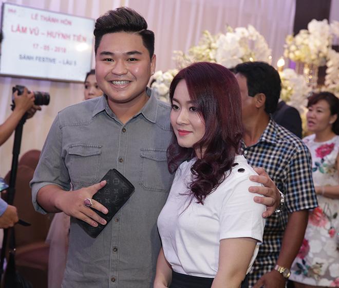 Dàn sao Việt dự lễ thành hôn của Lâm Vũ với vợ Việt Kiều - Ảnh 8