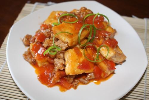 Món thịt sốt đậu dễ ăn ngày nóng bức