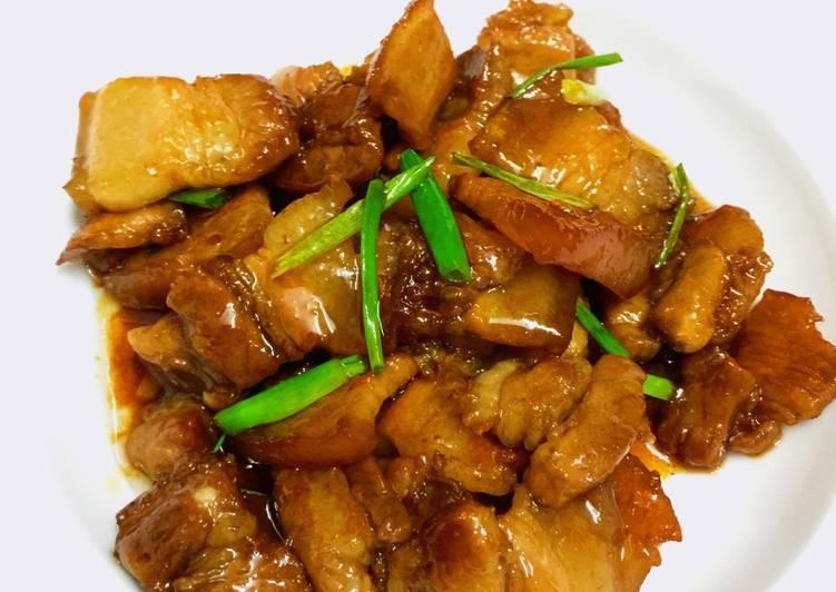Gợi ý món thịt lợn rang cháy cạnh ăn đưa cơm ngày nóng bức