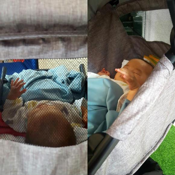 Những nhóc tỳ của sao Việt chào đời nửa đầu năm 2018 khiến cộng đồng mạng phát sốt - Ảnh 5
