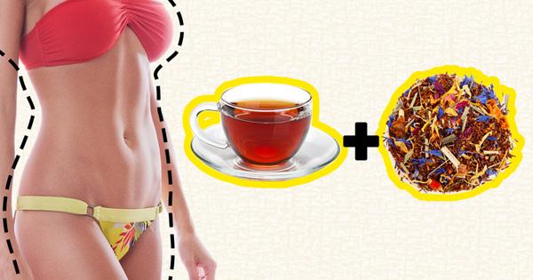 10 loại trà có tác dụng giảm cân hiệu quả hơn cả giờ tập gym - Ảnh 6