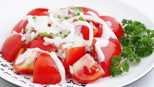 Cách giảm mỡ bụng bằng cà chua nhanh và hiệu quả ngay tại nhà - Ảnh 1
