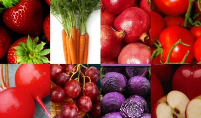 Những thực phẩm màu đỏ giúp bổ sung collagen tốt cho da