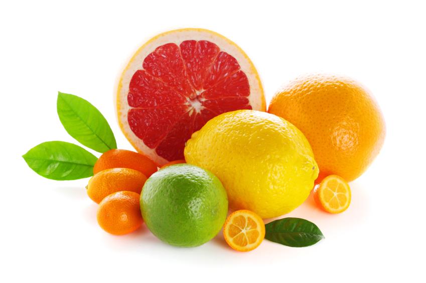 Bổ sung trái cây họ cam để sản sinh collagen tốt cho da