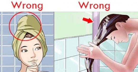 99% chị em mắc phải sai lầm này khi gội đầu làm mái tóc bị chết mòn - Ảnh 2