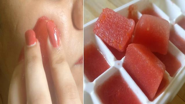 Cùng là cà chua nhưng làm theo cách lạ này, da trắng mịn không mỹ phẩm nào sánh bằng - Ảnh 2