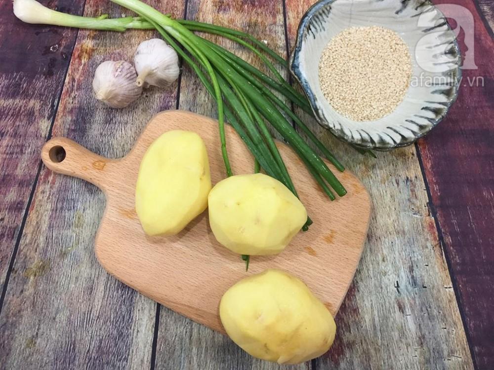 Thêm một biến tấu ngon lạ cho món khoai tây chiên quen thuộc - Ảnh 1