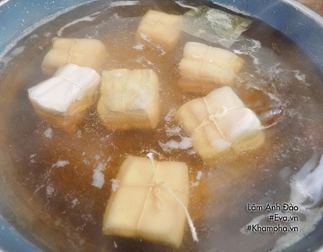 Thịt kho Đông Pha nóng hổi, mềm tan trong miệng - Ảnh 5