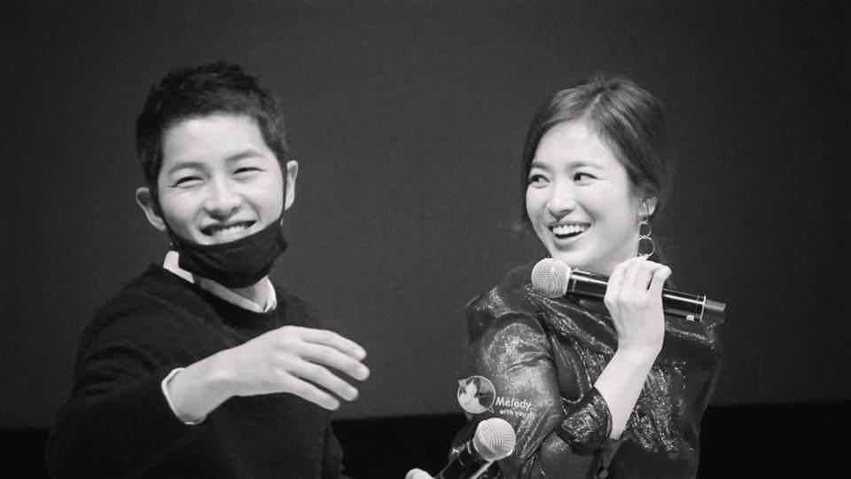 Xôn xao loạt ảnh chưa từng tiết lộ của Song Joong Ki và Song Hye Kyo khi còn hẹn hò - Ảnh 4