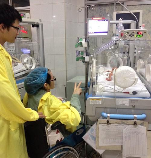 Con trai được thiếu uý ung thư nhường sự sống trong vòng tay Bộ trưởng Y tế - Ảnh 2