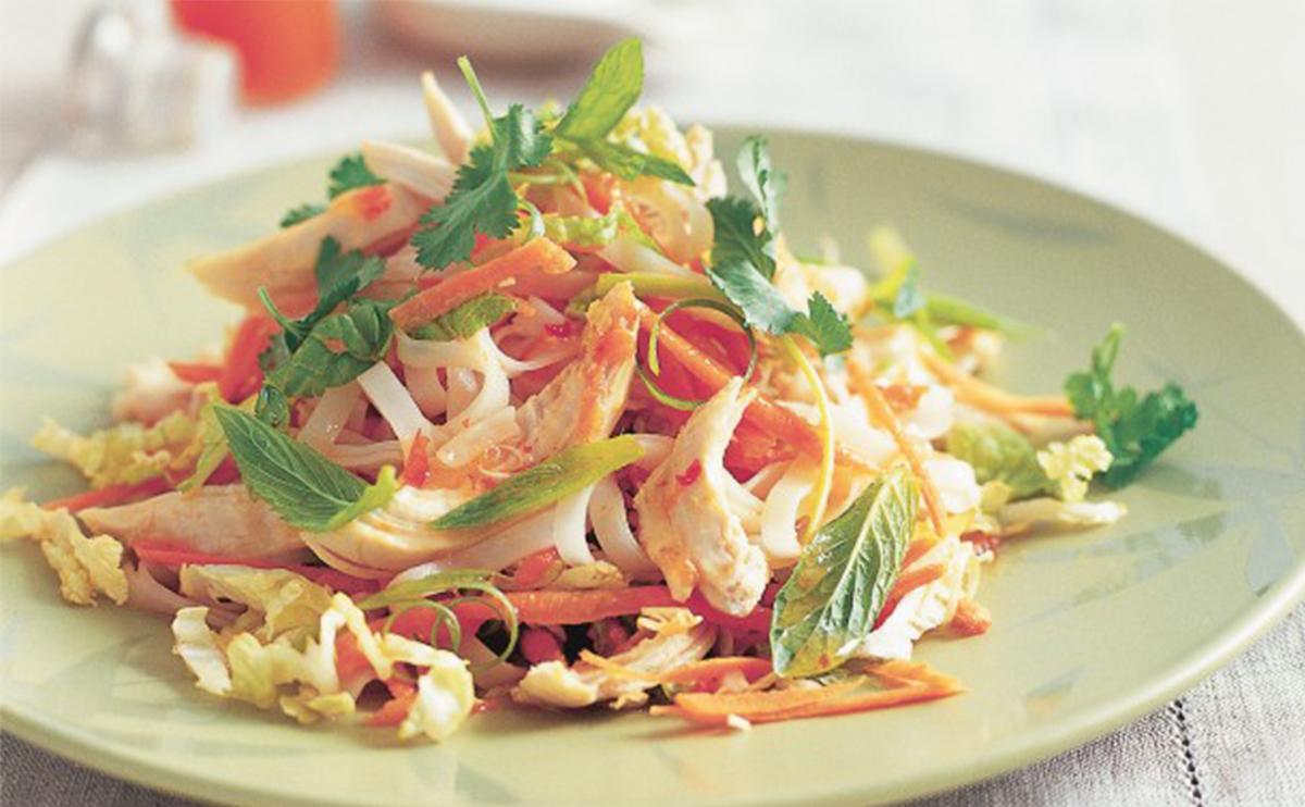 Cách làm salad rau trộn giúp giảm cân an toàn và hiệu quả bất ngờ - Ảnh 4