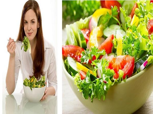 Cách làm salad rau trộn giúp giảm cân an toàn và hiệu quả bất ngờ - Ảnh 1
