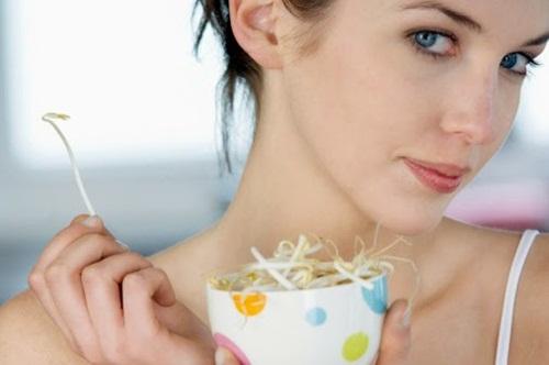 Không chỉ để ăn, giá đỗ còn là báu vật trời ban cho phụ nữ làm đẹp - Ảnh 2