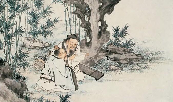 Thán phục với đạo lý thâm sâu Khổng Tử dạy học trò - Ảnh 1