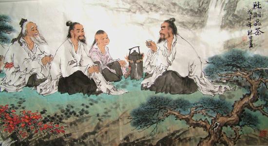 Thán phục với đạo lý thâm sâu Khổng Tử dạy học trò - Ảnh 2