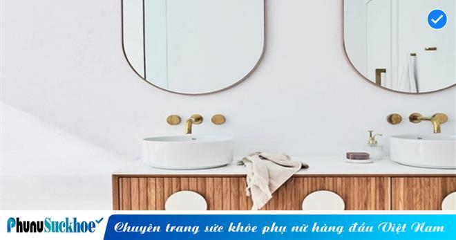 """Ý tưởng hữu ích giúp """"biến hoá"""" phòng tắm nhỏ"""