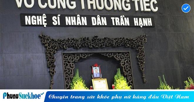 NSND Công Lý, Trung Hiếu và các thế hệ nghệ sĩ tiễn biệt NSND Trần Hạnh