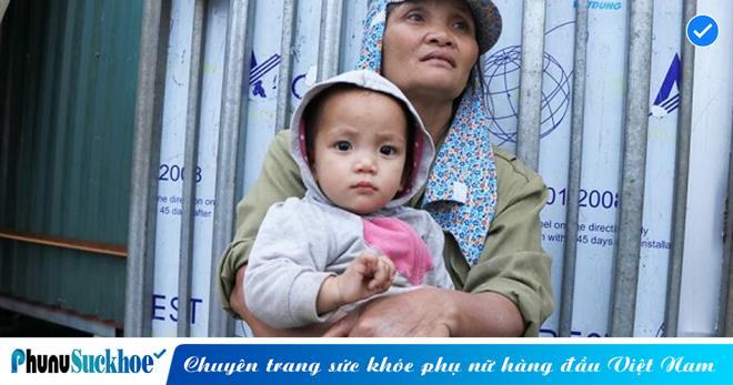 Cuộc sống tủi cực của người phụ nữ đẻ 14 người con ở Hà Nội, 3 đứa cùng vướng vào lao lý