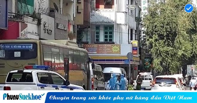 Gỡ phong tỏa khách sạn ở TP.HCM có 35 người Trung Quốc lưu trú