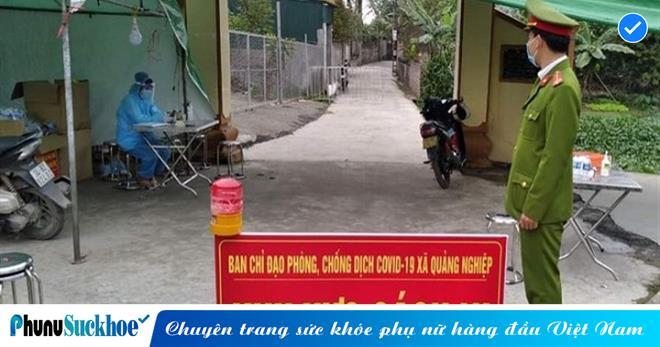 Phong tỏa 400 hộ dân liên quan nhân viên y tế nghi nhiễm nCoV