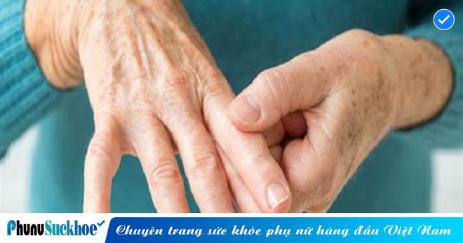 Cứng ngón tay, dấu hiệu tưởng chừng đơn giản nhưng rất có thể là triệu chứng của 4 căn bệnh này, đừng nên xem thường