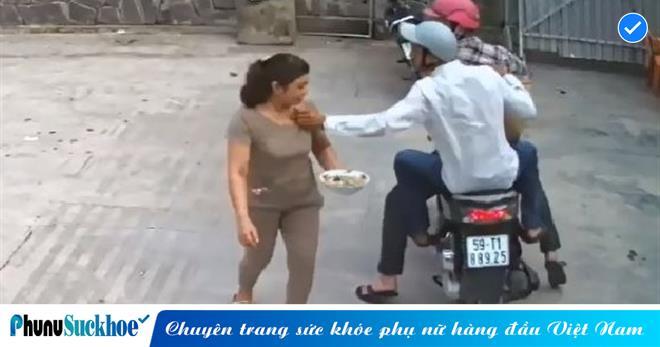 Đang đi trên đường, người phụ nữ bị áp sát và giật dây chuyền vàng giữa ban ngày