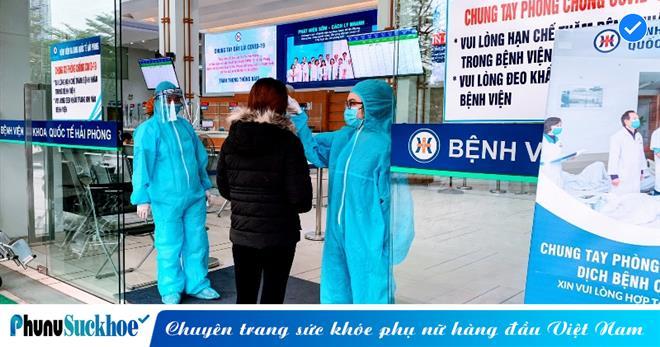 Sáng 13/4: Thêm 2 ca mắc COVID-19 tại TP Hồ Chí Minh