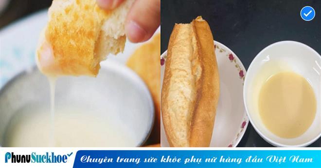 Bánh mì chấm sữa ai cũng thích nhưng ăn theo cách này chỉ hại thân, nhập viện trong tích tắc